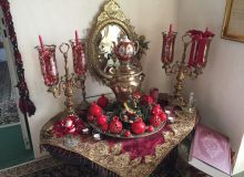 "Rituals of ""Yalda"" Night 20-12-2016"